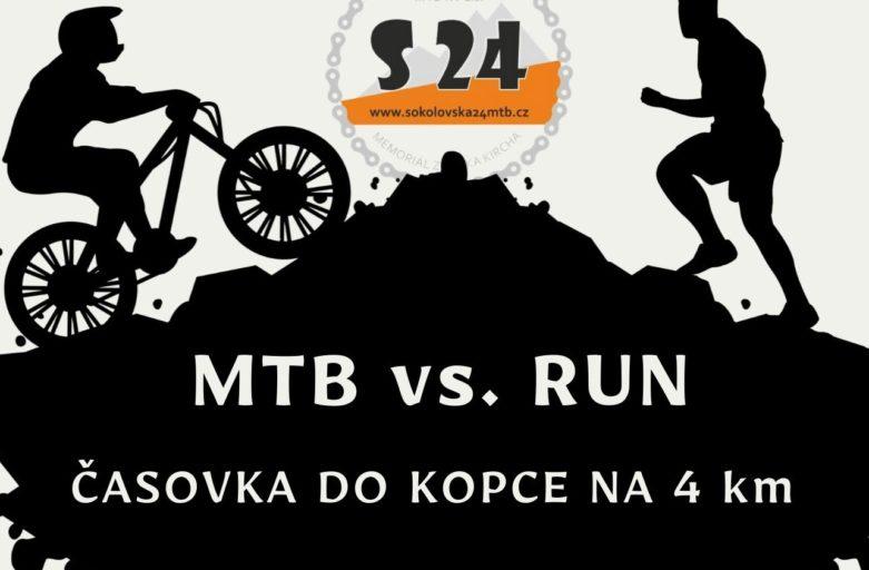 04.09.2020   Časovka do kopce MTB vs RUN   Sokolov