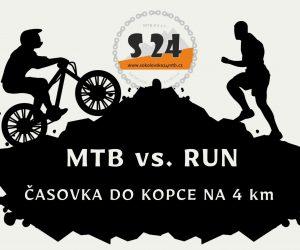 Copy of MTB vs RUN časovka